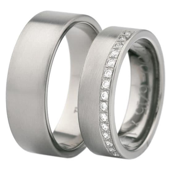 3d titanium ringar